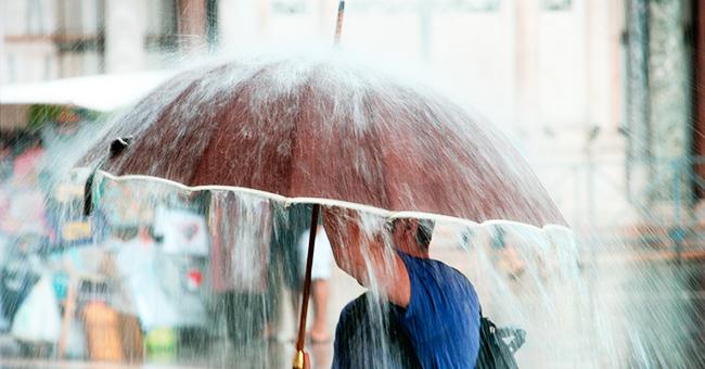 Ciudad de México: Inicia temporada de lluvias con tormentas acercándose