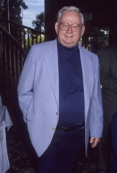 Dave Madden on March 19, 1993 at the Sportmen's Lodge in Studio City, California. | Photo: Getty Images