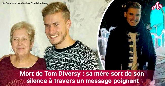 Quatre mois suite à la mort de Tom Diversy, sa mère sort du silence pour demander de l'aide