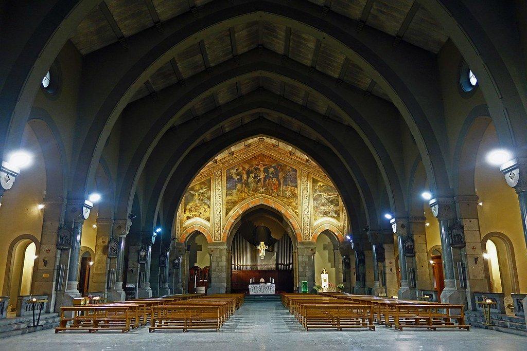 Iglesia de San Gregorio en Milán.| Fuente: Flickr