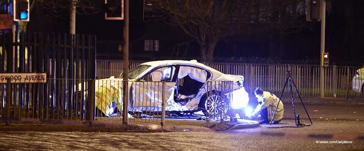 Audi and Bentley 'Street Race' Ends in Tragic Crash – Two Children Dead