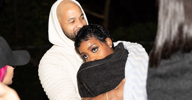 Fantasia Narrates How She Met Her 'King' Kendall Taylor on 5th Anniversary