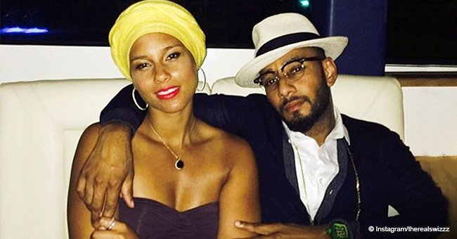 Swizz Beatz shares moving tribute to the 'most amazing soul on earth' wife Alicia Keys on her b-day