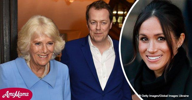 Duchess Camilla's son Tom reveals his feelings towards Meghan Markle