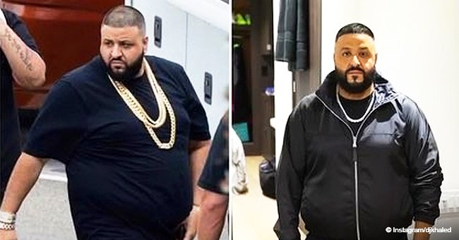 'I ain't stopping,' DJ Khaled shows off slimmer figure in new video after his 43-pound weight loss