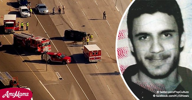 Youtuber killed himself and two people by driving sports car into oncoming traffic in highway