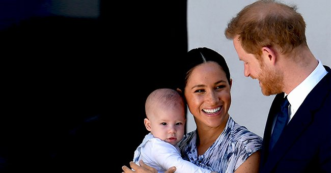 Hollywood Life: Inside Harry & Meghan's Son Archie's Life as He Prepares to Be a Big Brother