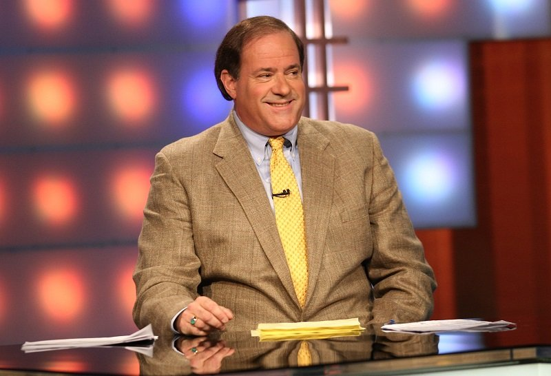 Chris Berman in Bristol, Connecticut on October 21, 2006 | Photo: Getty Images