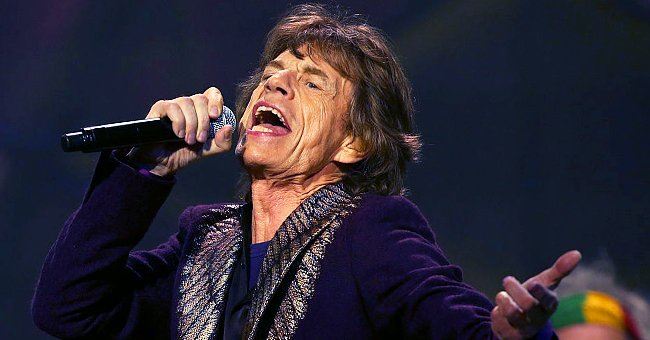 Mick Jagger's 4-Year-Old Son Deveraux Resembles Him in a New Photo – See It Here
