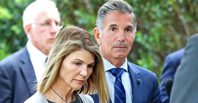 Us Weekly: Lori Loughlin & Mossimo Giannulli's College Admissions Scandal Took a Toll on Their Marriage