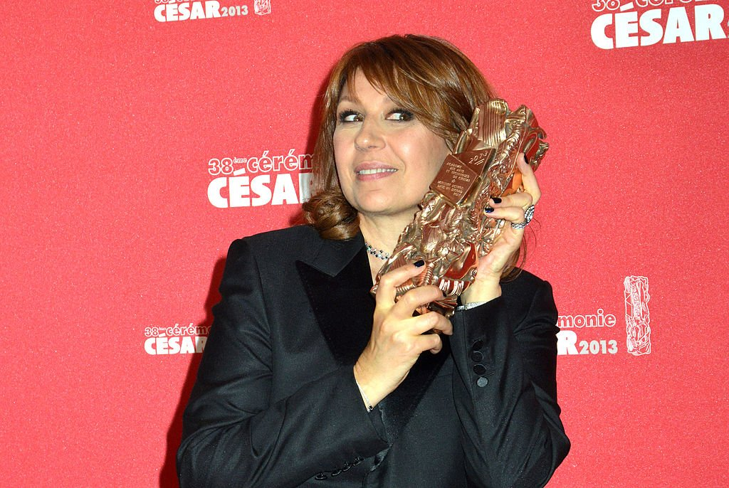 Valérie Benguigui assiste aux César du cinéma 2013 au Fouquet's le 22 février 2013 à Paris, France. | Photo : Getty Images