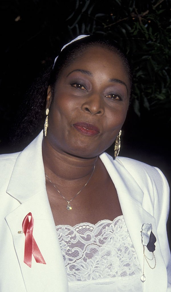 Madge Sinclair at the nominees party for 44th Annual Primetime Emmy Awards on August 25, 1992 in California   Photo: Getty Images