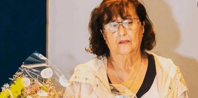 Manuela Roland. | Photo : YouTube / La Nación Más