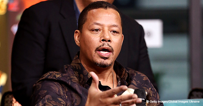 'Empire' Star Terrence Howard Hit with $140K Tax Lien Months after Buying Fiancée Huge Ring