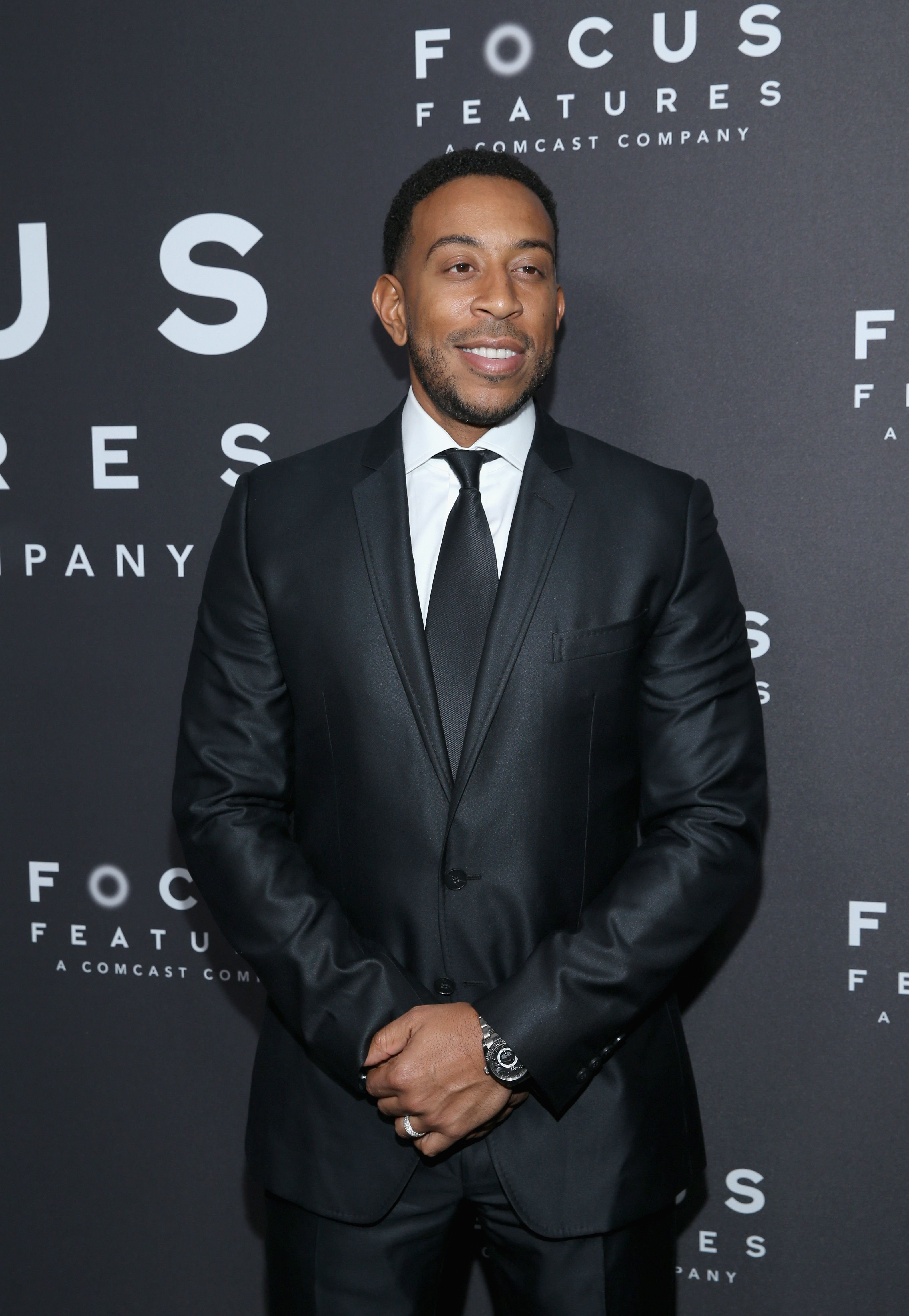 Ludacris at Focus Features' Golden Globe Awards after-party on January 7, 2018 | Photo: Getty Images