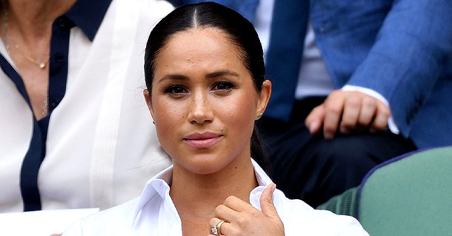 Meghan Markle Looks Chic with a Branded Face Mask & T-Shirt Honoring Late Ruth Bader Ginsburg