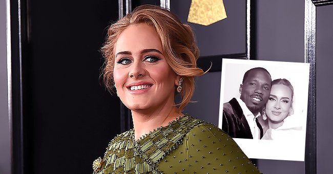 Adele is Instagram official with boyfriend Rich Paul | Photo: Getty Images | instagram.com/adele