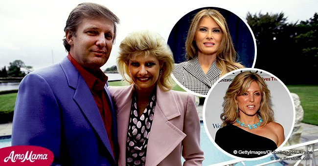 Donald Trump once said he was not sure he would marry again after his divorce from Ivana Trump