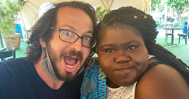See Gabby Sidibe's Man Brandon Frankel's Praises for Her Performance in 'Antebellum'