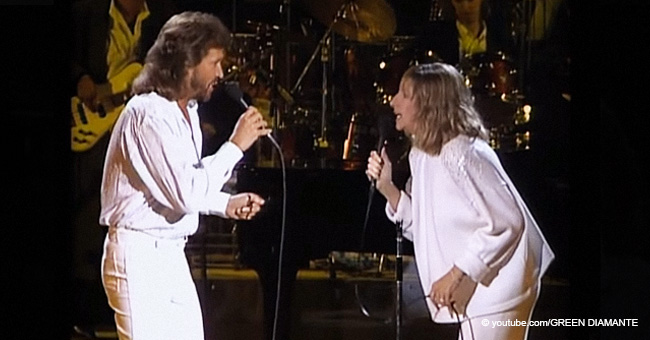 Barry Gibb and Barbra Streisand's Duet Was so Good That It Still Leaves People in Awe
