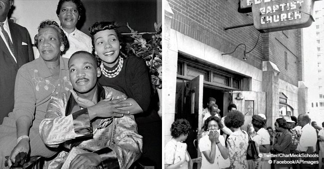 MLK's mother was assassinated 6 years after his death while playing the organ in church