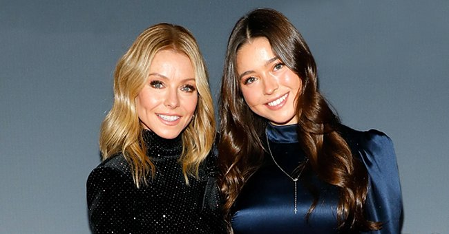 See the Hilarious Warning Kelly Ripa's Daughter Lola Gave Her Mom about Posting Nude Photos