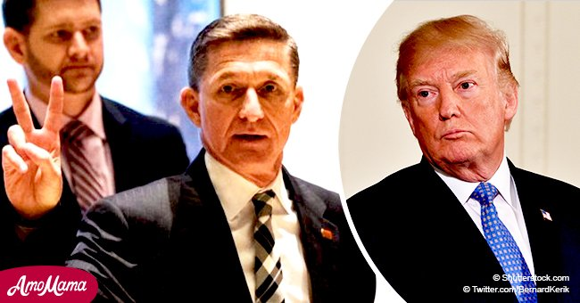 President Trump's final tweet to former adviser Flynn before his sentencing for lying to the FBI