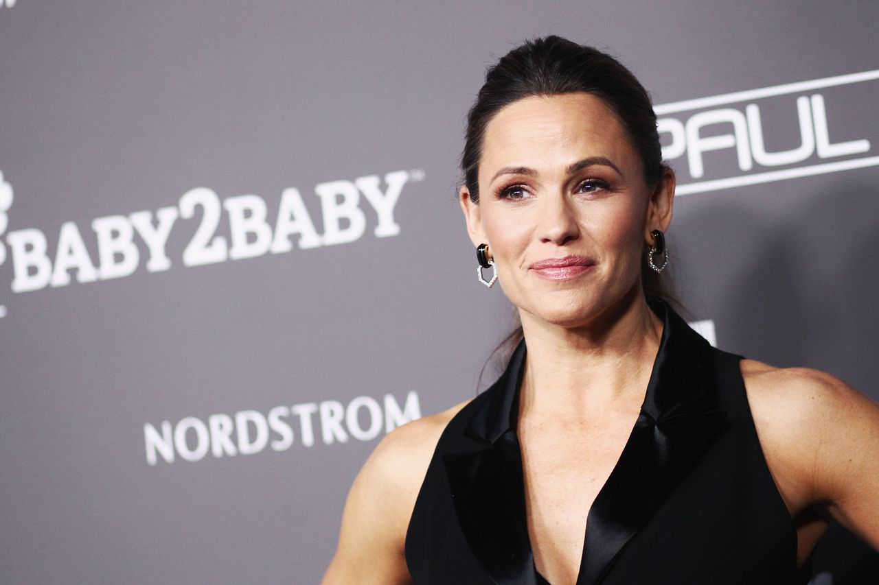 Jennifer Garner at the 2018 Baby2Baby Gala Presented by Paul Mitchell at 3LABS on November 10, 2018 in Culver City, California. | Source: Getty Images