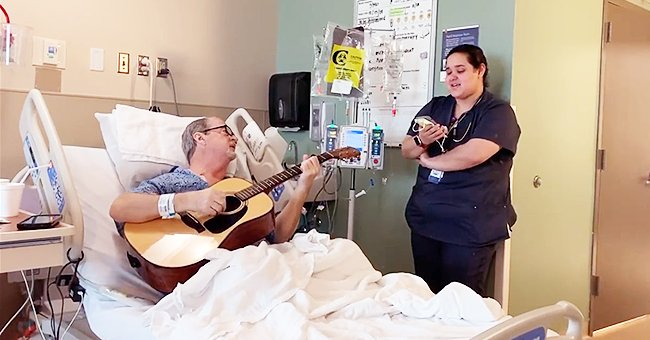 Nashville Oncology Nurse Alex Collazo Sings 'O Holy Night' with Cancer Patient Who's a Musician & the Duet Goes Viral