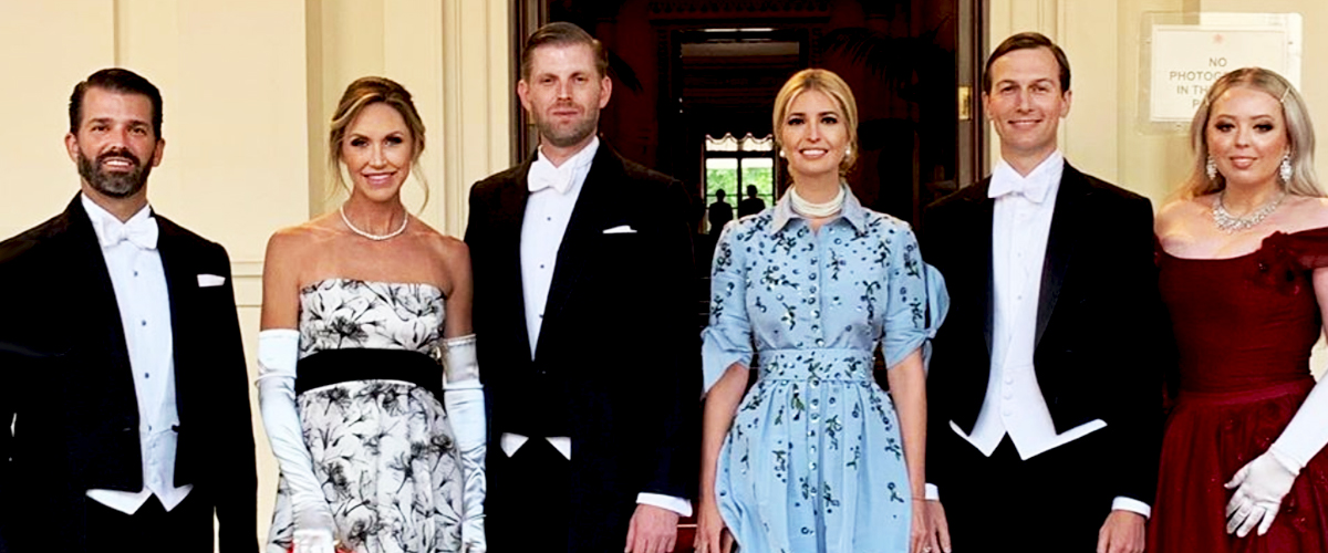 Donald Trump's Trip to London Marks His First Time Abroad with All 4 Adult Children