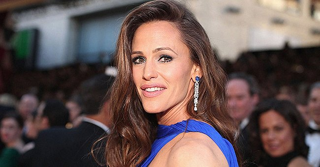 Watch Jennifer Garner Sob in Slow Motion after Watching the Finale for 'The Office'