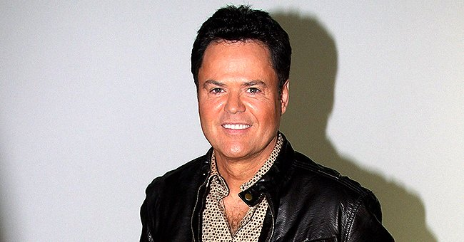 Donny Osmond Reflects on Fatherhood with Brand New Photo from His Son's Wedding