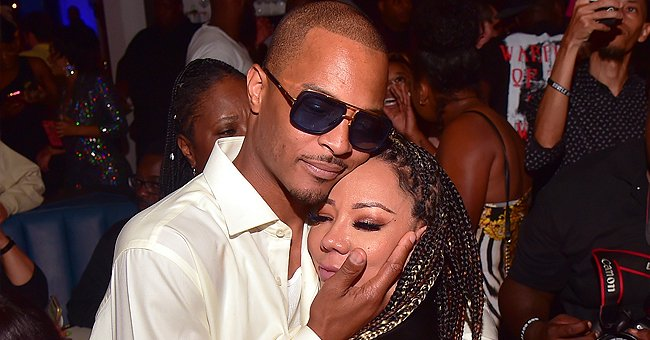 Tiny Harris Gushes over Husband TI in Heartwarming Tributes for the Rapper on His 40th Birthday