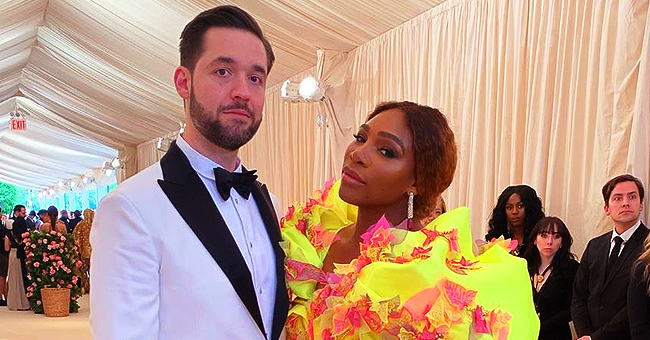 Serena Williams' Husband Alexis Ohanian Shares Photo of Sleeping Wife & Daughter, Showing How Similar They Are