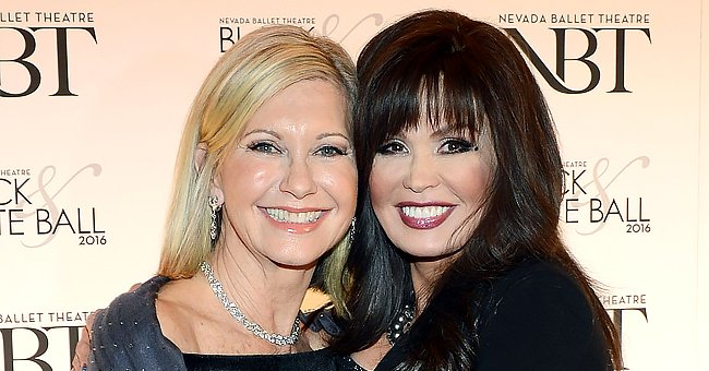 See Marie Osmond's Sweet Message Showing Support for Olivia Newton-John's Cancer Foundation