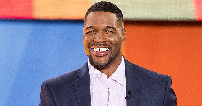 Michael Strahan's First Daughter Tanita Flaunts Her Beach Body in a Black Swimsuit