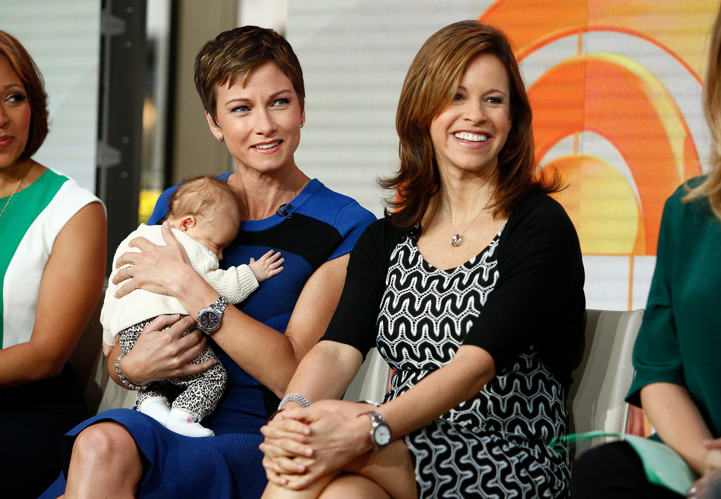 """Stephanie Gosk and Jenna Wolfe on NBC News' """"Today"""" show 