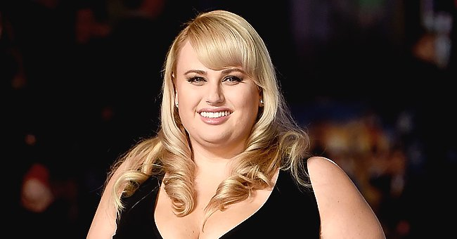 Rebel Wilson Shows Dramatic Weight Loss in a Red Dress While Teasing 'Pitch Perfect' News