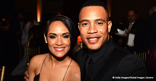 Trai Byers' Wife Shares Videos of Herself Going Blonde for the 1st Time & Result Is Just Amazing