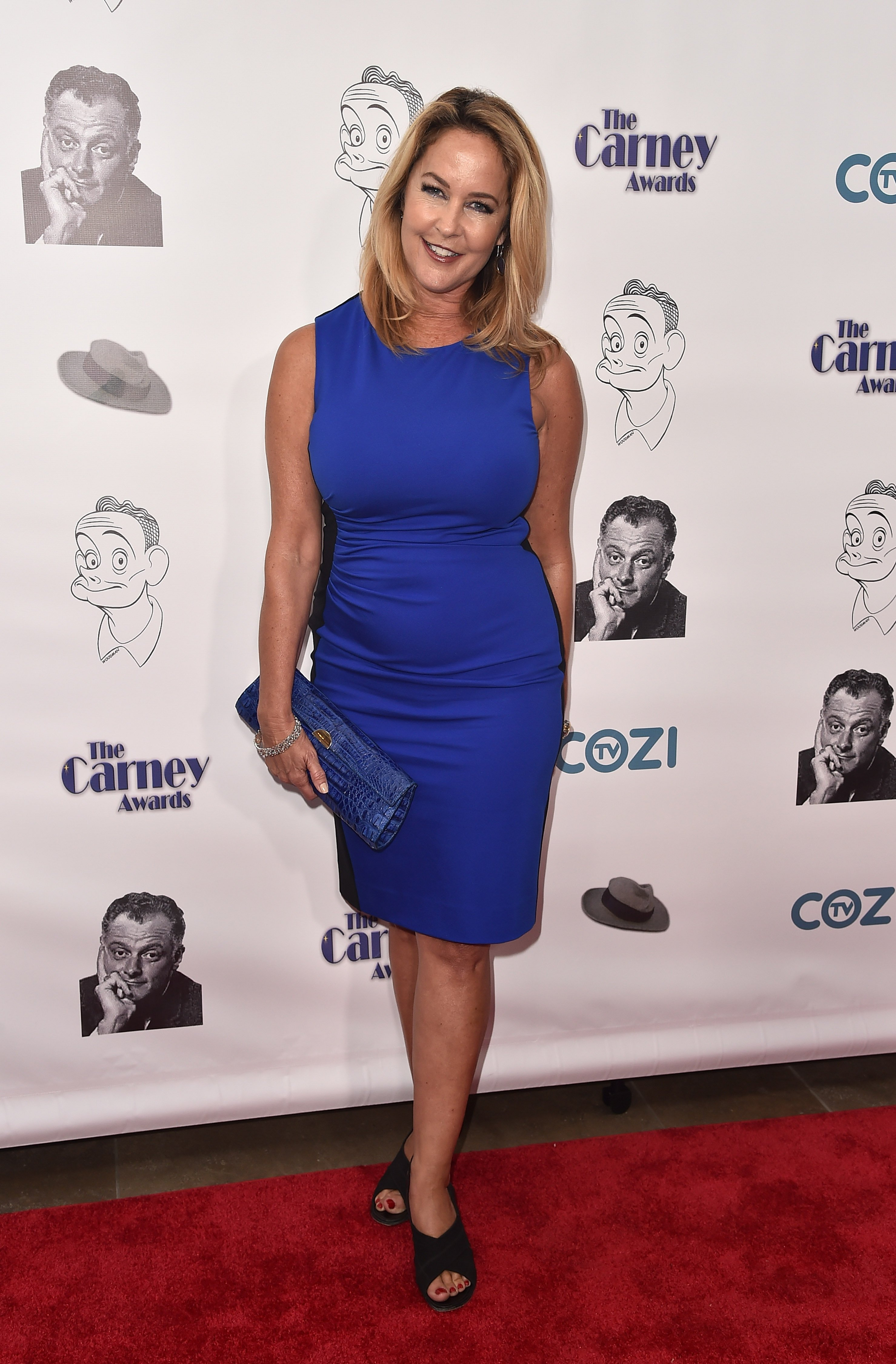 Erin Murphy attends the 3rd Annual Carney Awards at The Broad Stage on October 29, 2017. | Photo: GettyImages