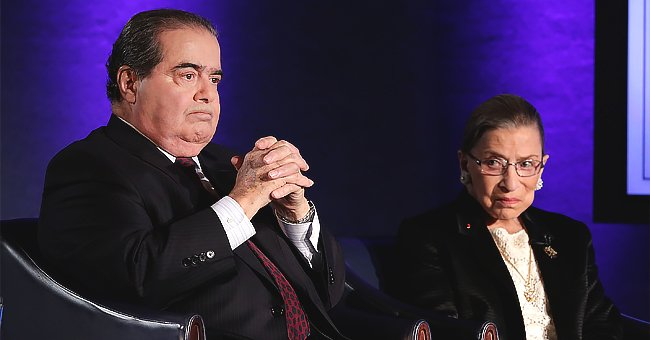 Justice Antonin Scalia's Son Shares Passages of What Ruth Bader Ginsburg Meant to His Father