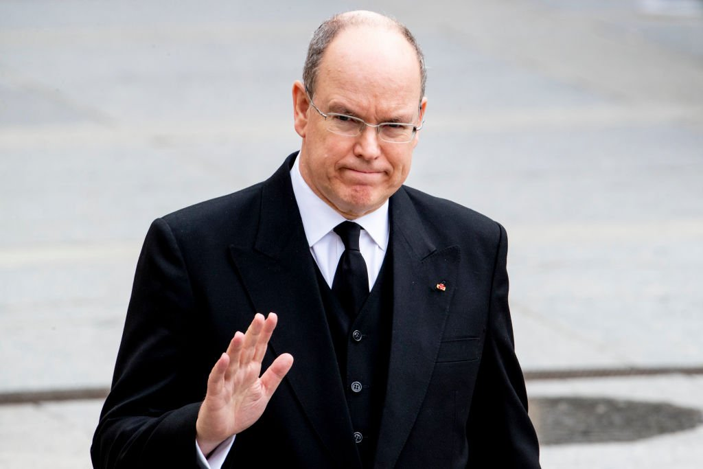 Le prince Albert de Monaco. | Sources: Getty images
