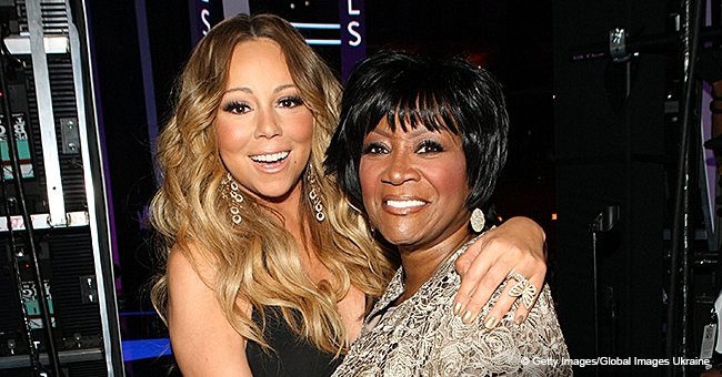 Patti LaBelle reveals she had to 'slap' goddaughter Mariah Carey 'every now and then'