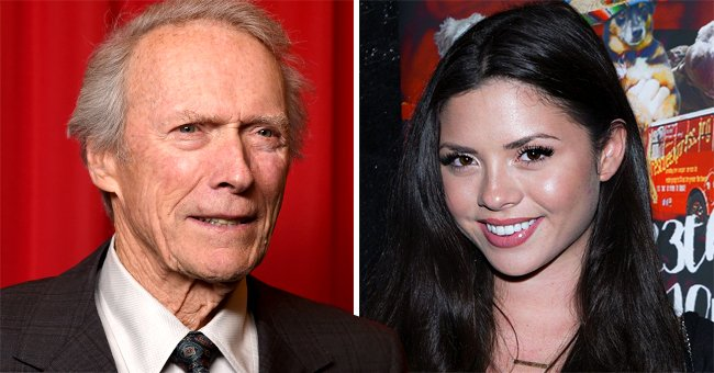 Clint Eastwood's Daughter Morgan Shares a Throwback Picture with Pigtails & Some Daisies