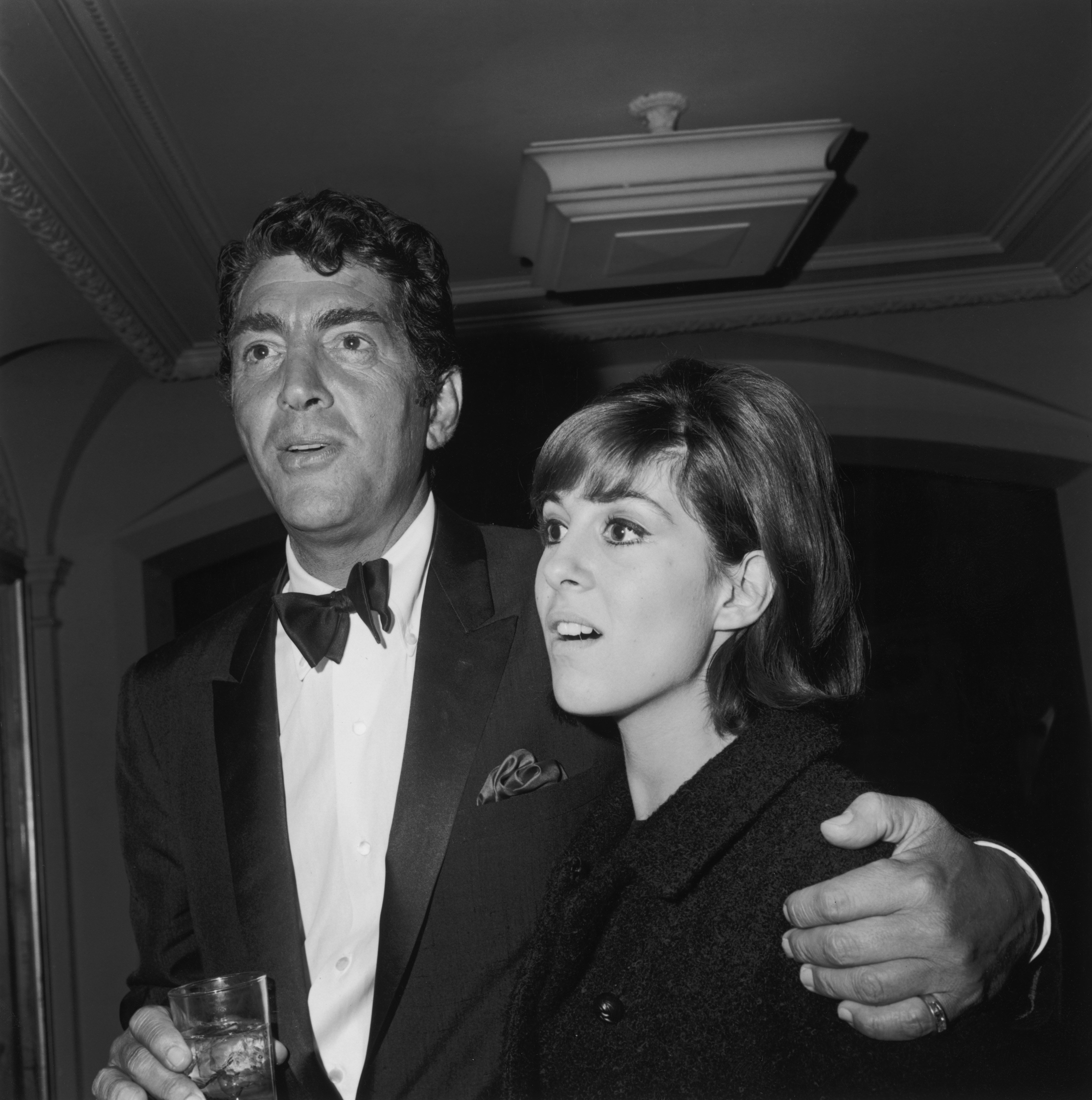 Dean and Deana Martin, 1965 | Photo: Getty Images