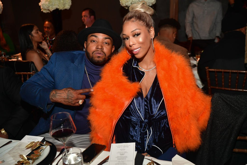 Adiz 'Bambi' Benson and Lil Scrappy attend 2019 BMI Holiday Event at Cape Dutch on December 12, 2019 | Photo: Getty Images