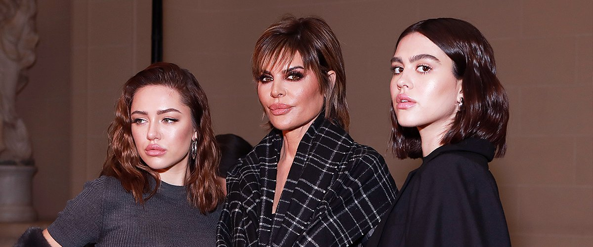 Lisa Rinna's Grown-Up Daughters Delilah and Amelia on Their Mother's Hard-Working Personality