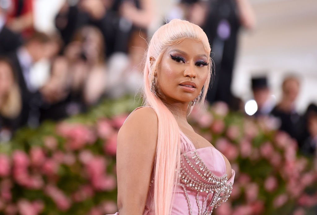Nicki Minaj attends The 2019 Met Gala Celebrating Camp: Notes on Fashion at Metropolitan Museum of Art in New York City | Photo: Getty Images