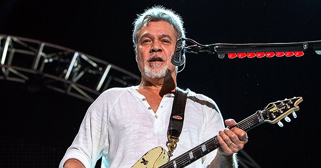 Rock Legend Eddie Van Halen Dies at 65 — inside His Long and Arduous Battle with Cancer