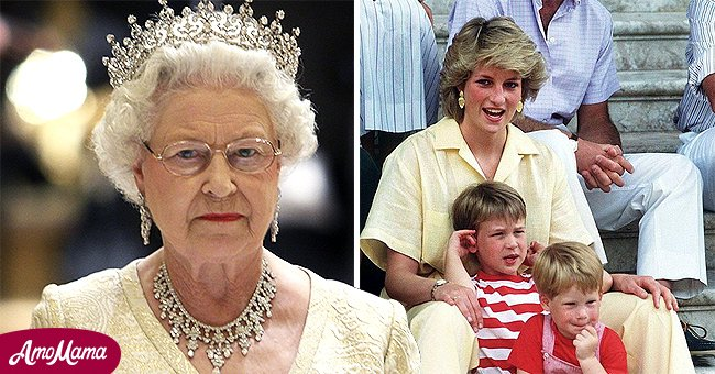 Inside Queen Elizabeth & the Royal Family's Reaction to Princess Diana's Death